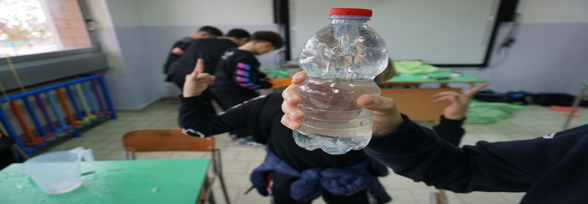 EduCare con l'acqua pt.7